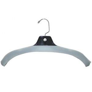 Foam Hanger Covers - White