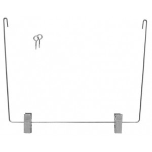 "Optional 10"" Drop Attachment for use w/15"",17"" or 19"" Hanger"