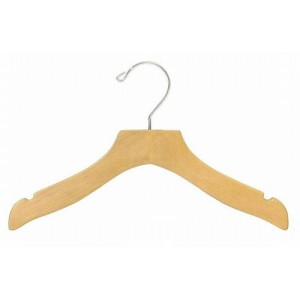"12"" Childrens Wavey Top Hanger"