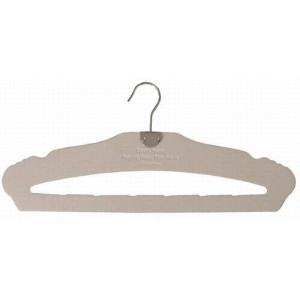 "Earth's ""Friend"" Recycled Hanger w/ Pant Bar"