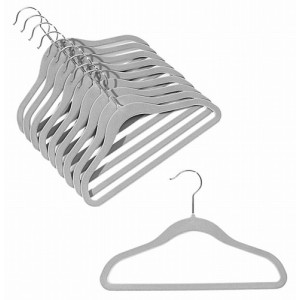 "12"" Childrens Platinum Slim-Line Hanger"