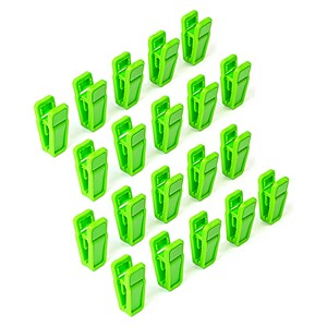 Childrens Slim-Line Set of (20) Finger Clips